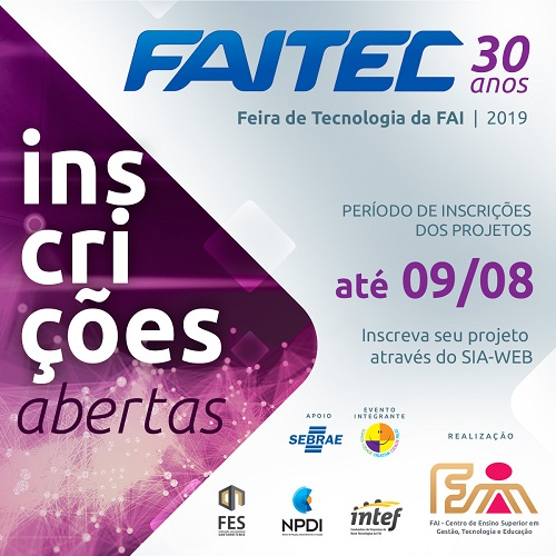 FAI_Faitec_2019_INSCRIES_ABERTAS